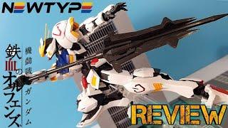 Gambar cover MG Gundam Barbatos Review