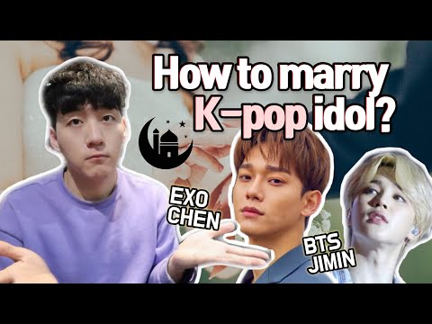 How To Marry A K-pop Idol? | EXO CHEN?!