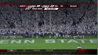 2008 Illinois at #12 Penn State (HD)
