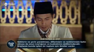 juara 1 mtq internasional turki 2016 h zaenal abidin