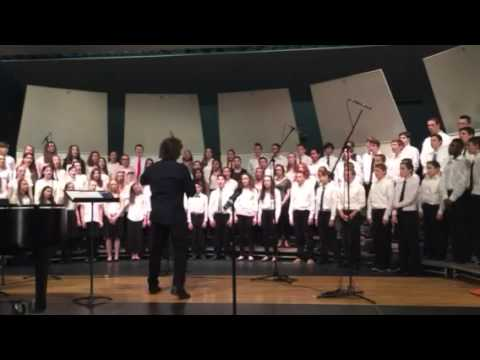 Eastern Region Choral Rehearsal