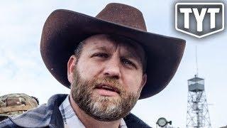 Ammon Bundy Breaks Away From Trump