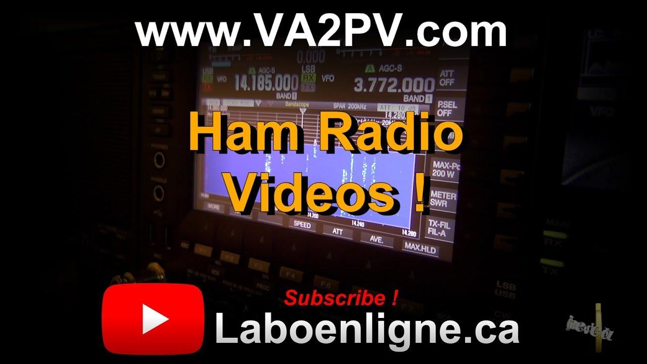DV4mini ham radio digital hotspot C4FM, DMR and D-Star - VA2PV