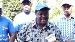 PS Njiru firmly in PNU despite KK's big day