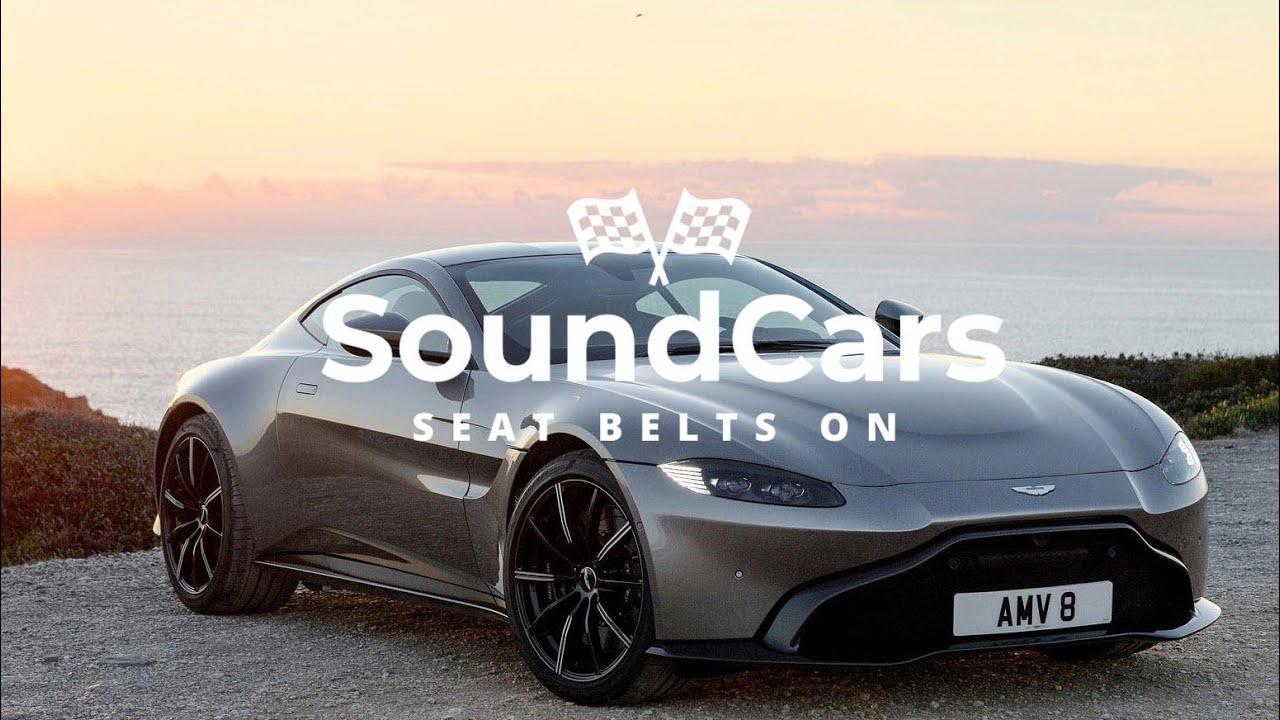 Aston Martin Vantage Db11 Machine Gun Kelly Smoke And Drive Audio Youtube