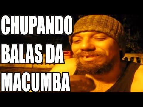 BLUEZAO CHUPANDO BALAS DA MACUMBA