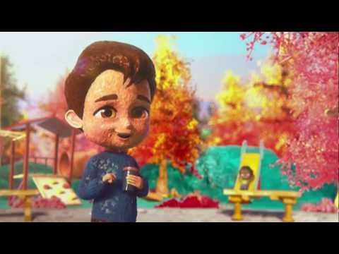 Cinta Luar Biasa-Andmesh Kamaleng (cover)||Animasi