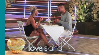 Dom Shows Us Who's Boss in the Kitchen | Love Island 2017
