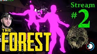 The Forest 🌳👺☠️Horror👹🌲🔪Join Me🤗All DLC💸PC💻Max✨#2nd Stream🎋