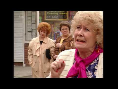 Coronation Street  Vera s Her Support for Jack by Going to Bingo