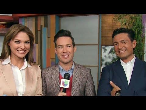 Blanca Soto y Fernando Colunga hablaron de sus apasionadas escenas- El Gordo y La Flaca
