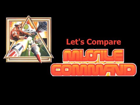 Let's Compare ( Missile Command )