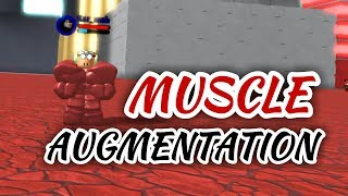 MUSCLE AUGMENTATION AND MORE UPDATE!   Boku No Roblox: Remastered   ROBLOX
