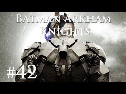 Batman Arkham Knight [042] Arkham Knight´s Stein Fräsender Panzer