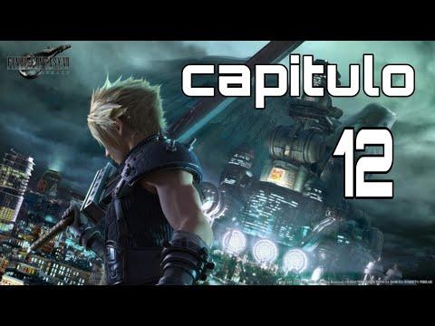Final Fantasy 7 Remake Gameplay Español Capitulo 12 Explota La Plataforma De Mako