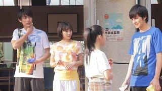 広瀬すずと中川大志が出演する「シーブリーズ」の新CM「デオ&ウォータ...