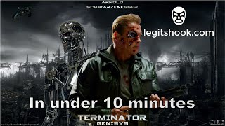 Video The Best Parts of Terminator Genisys In Under 10 minutes download MP3, 3GP, MP4, WEBM, AVI, FLV Agustus 2018