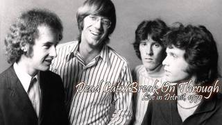 The Doors - Dead Cats/Break On Through - Live in Detroit - FULL
