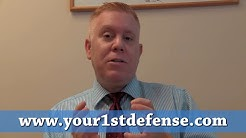 What to Expect From Misdemeanor Charges | Hayward CA Criminal Defense Lawyer