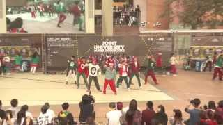 2013 joint u mass dance poly danso home team