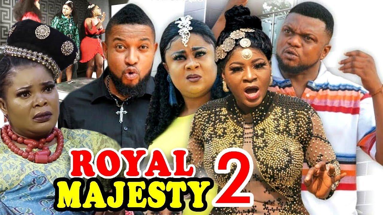 Download ROYAL MAJESTY SEASON 2 (New Hit Movie) - Ken Erics 2020 Latest Nigerian Nollywood Movie Full HD