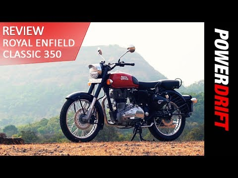 Royal Enfield Classic 350 : Pride vs Objectivity : PowerDrift