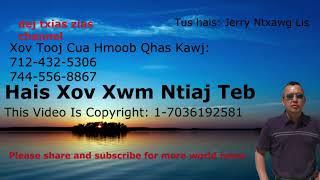 Hmong World News  ( Hmoob Xov Xwm)    12/10/18
