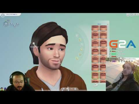 The Sims 4 [ #1 ] - Holmes & Berkay Cengiz