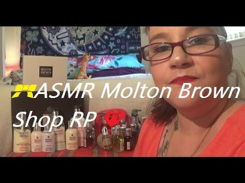 Asmr Molton Brown Shop Rp