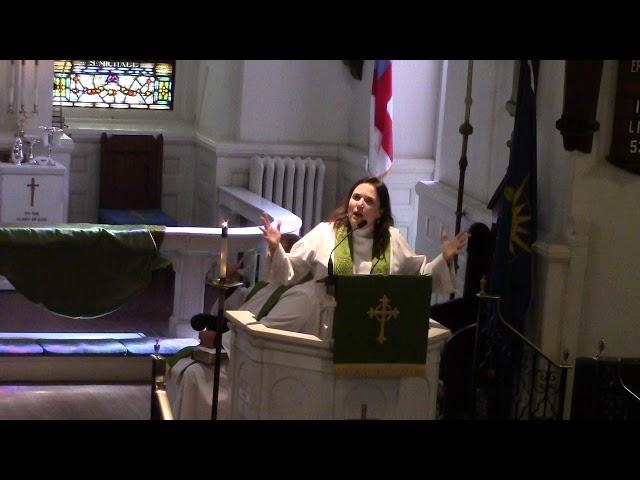 2-9-2020 - Salt and Dung- The Rev. Samantha Vincent-Alexander