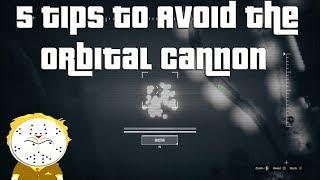GTA Online 5 Tips To Avoid The Orbital Cannon
