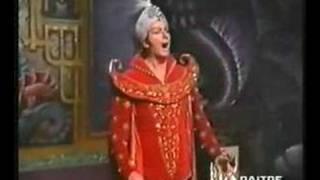 Franco Corelli sings Nessun Dorma