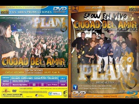 Show de PLAN B en DVD Completo ,  Ciudad del Amir 29-04-17