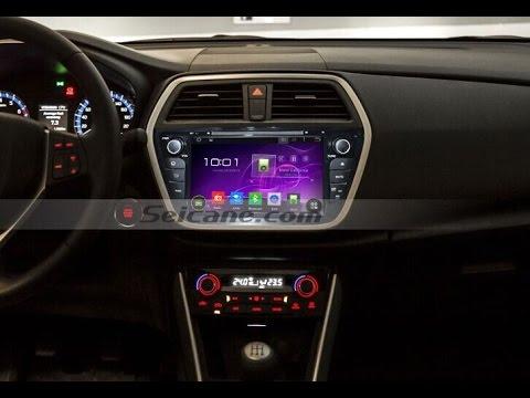 Suzuki Sx Radio