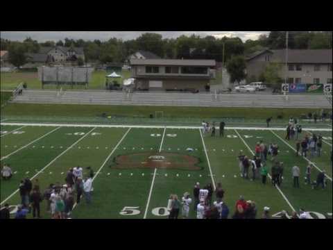 Football - Montana Tech vs. Rocky Mountain College