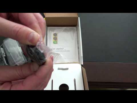 HTC Hero for Sprint Unboxing