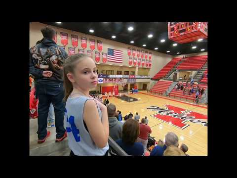 Southwest Covenant Schools - elementary basketball scrimmages - January 17, 2020 ??‍????????‍??