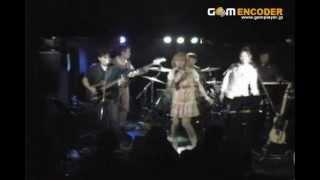 2012年10月28日 新宿JAM ちょっとなつかしい歌謡曲バンド Presentsの演...