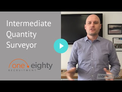 Intermediate Quantity Surveyor