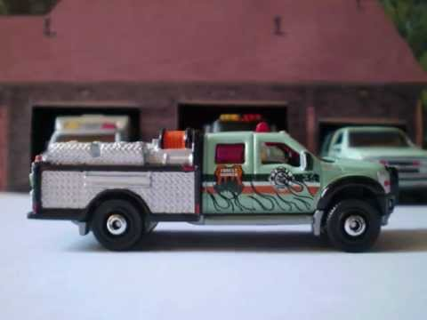 Cars For Less >> Matchbox Fire and Rescue Station 11 UPDATE.wmv - YouTube