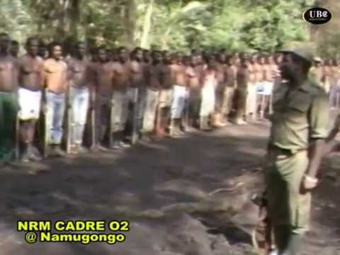 Namugongo NRM Passout 1986-An HTP Video
