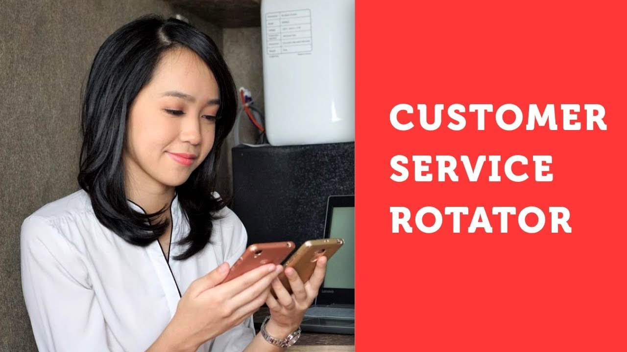 rotator whatsapp