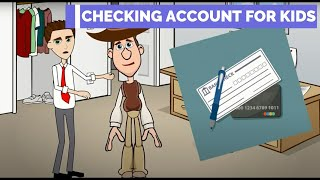 Banking 101: What is a Checking Account? Easy Peasy Finance for Kids and Beginners