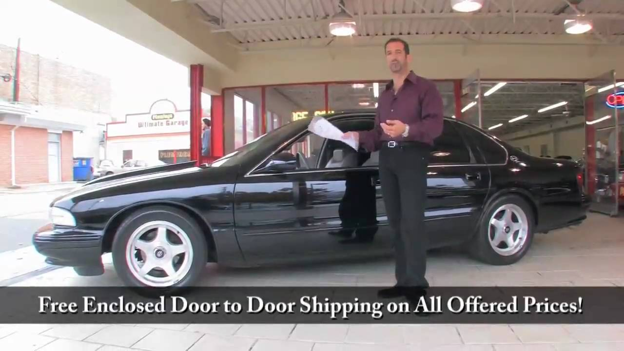 Impala 1996 chevy impala ss : 1996 Impala SS for sale with test drive, driving sounds, and walk ...