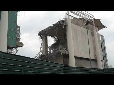 MILANO)( CINISELLO BALSAMO Demolizione EX AUCHAN  Ditta DESPE S.p.a .