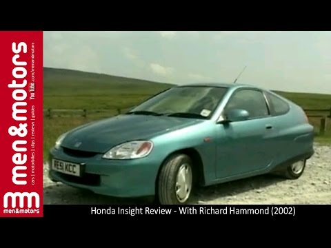 Honda Insight Review - With Richard Hammond (2002)