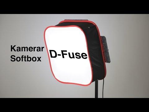 Kamerar D-Fuse Softbox for LED Panel Lights