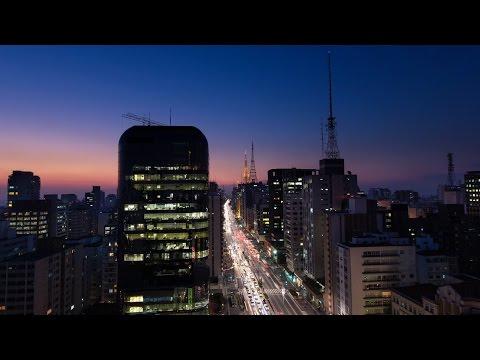 TIMELAPSE SÃO PAULO IN MOTION