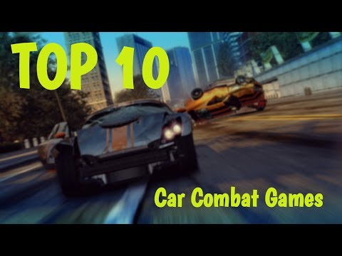Top 10 Car Combat - Smash Racing Games PC - My Opinion