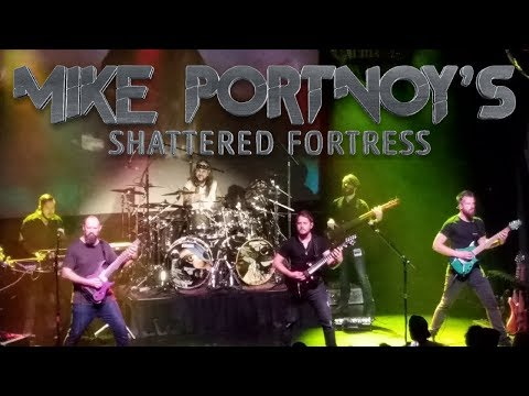 Mike Portnoy's Shattered Fortress - LIVE - Irving Plaza NYC 9/24/17 *cramx3 concert experience*